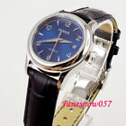 26mm PARNIS Small Face Lady Womens Watch Date Sapphire Glass Automatic Watch