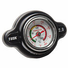 Tusk High Pressure Radiator Cap with Temperature Gauge 2.0 Bar