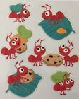 Animals Insects Food Kids Scrapbook Stickers
