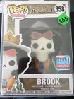 NEW Funko Pop Anime One Piece Brook NYCC Convention Exclusive Shared Sticker