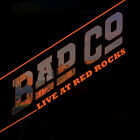 Bad Company Live at Red Rocks CD & DVD All Regions NTSC NEW