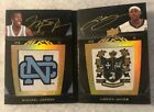 Ultimate 23 - Top Michael Jordan & LeBron James Dual Autograph Cards 27