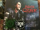 Alice Cooper Raise The Dead-Live From Wacken DVD+2cd Special Ed