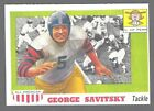 1955 Topps All-American Football Cards 5