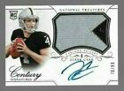 2014 Panini National Treasures Football Rookie Patch Autographs Gallery 34
