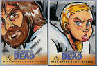 2013 Cryptozoic The Walking Dead Comic Trading Cards Set 2 7