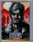 2013 Cryptozoic The Walking Dead Comic Trading Cards Set 2 8