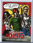 2012 Cryptozoic The Walking Dead Comic Book Trading Cards 8
