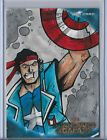 2014 Upper Deck Guardians of the Galaxy Trading Cards 23