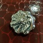 172 Troy oz Hand Poured 999 silver moon and star round coin