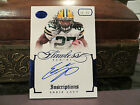 Panini Flawless Blue Autograph Inscriptions Auto Packers Eddie Lacy 19 20 2014