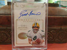 Panini Flawless On Card Autograph Transitions Packers Brett Favre 02 10 2014