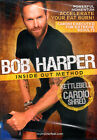 Bob Harper Inside Out Kettlebell Cardio Shred Method New with Fast Shipping