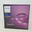 White and Color Ambiance LightStrip Plus Dimmable LED Smart Light Philips Hue