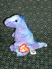 Ty Beanie Baby ~ TYRANNO the Tyrannosaurus Rex Dinosaur ~ MINT with MINT TAGS