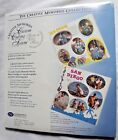 Creative Memories Custom Cutting System 4 Oval Patterns Templates Photo Cropping