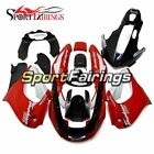 White Red Fairings For Yamaha YZF1000R Thunderace 1997 98 99 00 01 02-2007 Panel