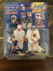 Starting Lineup 1998 MLB Classic Doubles Mike Piazza/Ivan Rodriquez NIP Vintage