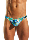 COCKSOX ENHANCING POUCH THONG PARADISE PALMS S-XL