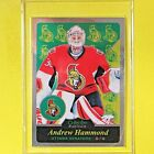 Curious About Andrew Hammond Rookie Cards? There Aren't Many. 15
