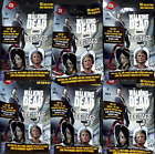 2016 THE WALKING DEAD SEASON 5 DOG TAG 6 PACKS