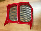BMW 1986-1995 K75S  RED RADIATOR COVER GRILL