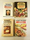 Vintage Weight Watchers Cookbooks by Jean Nidetch lot of 4 books
