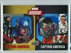 2016 Upper Deck Captain America 75th Anniversary Trading Cards 12