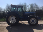 Ford 8240 SLE 4x4 tractor