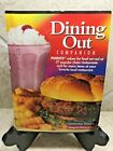 Weight Watchers Dining Out Companion 2001 FREE SHIPPING