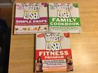 6 The Biggest Loser books cookbooks exercise programs recipes