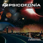 PSICOFONIA DRAGON PROJECT - ANOS LUZ CD