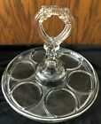 VTG L.E. SMITH ROUND TUMBLER BEVERAGE TRAY 8