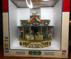 2004 Lemax Village Collection Belmont Carousel - animated musical PLEASE READ