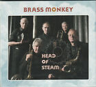 Brass Monkey- Head Of Steam Factory Sealed BRAND NEW CD Free UK 1st Class P