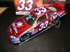 NASCAR 2007 33 TONY STEWART OLD SPICE DIECAST AUTOGRAPHED BY KEVIN HARVICK