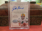 Panini Flawless On Card Autograph Transitions Packers Brett Favre 24 25 2014