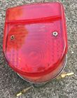 Indian AMI50 Vintage Moped Original Rear Brake Light OEM General Tomos Puch