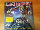Iron Maiden: The Final Frontier, New & Sealed Two 12 in Picture Disc
