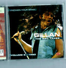Gillan The BBC Tapes Volume 2 Unchain Your Brain 1980 Rare Import CD Deep Purple