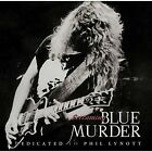 BLUE MURDER LIVE/SCREAMING BLUE MURDER/JAPAN LTD CD OBI Phil Lynott ,Thin Lizzy
