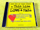 A Thin Line Between Love & Hate ~ Music CD ~ Rare Soundtrack Promo Promotional