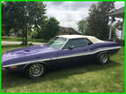 1970 Dodge Challenger RT Convertible Professionally Restored in '05 One Owner 1970 Dodge Challenger RT Convertible 440ci Magnum Automatic w 4:10 Gears 55k Mi