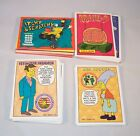 The SIMPSONS - Series TWO trading card set 1994 Skybox S-2