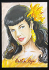 2014 Leaf Bettie Page Collection Trading Cards 17