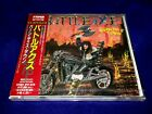 Battleaxe ‎– Burn This Town CD Japan APCY-8170 (SEALED) MEGA RARE