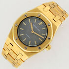 Audemars Piguet Royal Oak Automatic 18K Gold Bracelet Ladies Watch 30mm Mid-Size