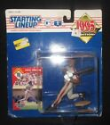 Starting Lineup Cecil Fielder With Collector Card 1995 Factory Sealed
