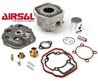 Airsal 70cc Cylinder and Head Kit for LC Piaggio Aprilia SR50 Derbi Atlantis