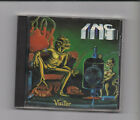 Indestructible Noise Command - The Visitor CD ORIGINAL GIANT 1988 I.N.C.